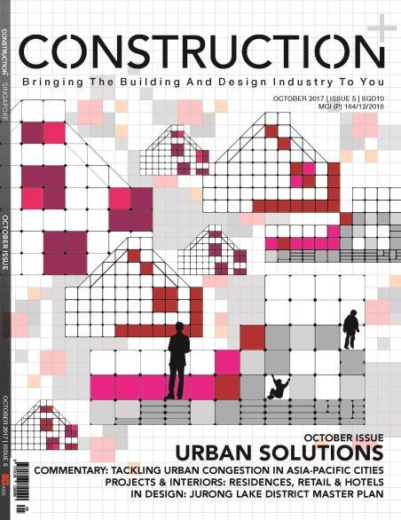 Construction+ Single Edition Singapore 2017/October