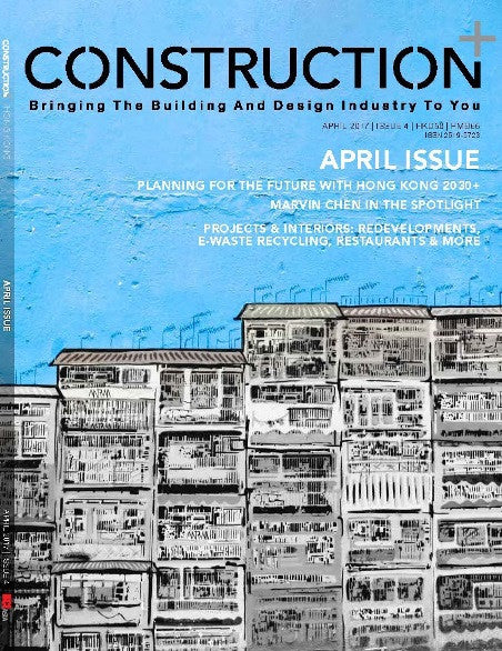 Construction+ Single Edition HK 2017/April