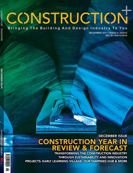 Construction+ Single Edition Singapore 2017/December