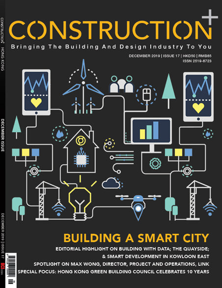 Construction+ Single Edition Hong Kong 2019/December