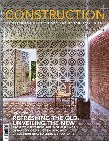 Construction+ Single Edition Malaysia 2017 June
