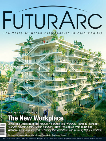 FuturArc Single Edition 2018/Mar-Apr