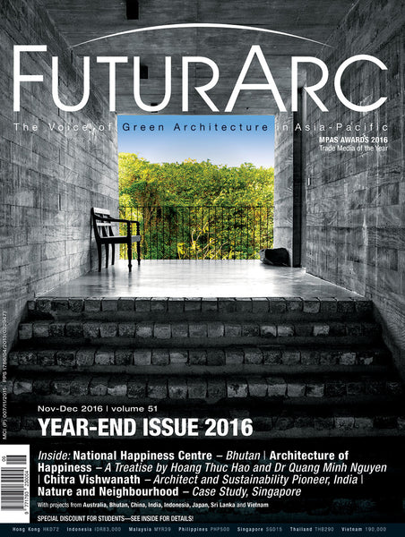 FuturArc Single Edition 2016/Nov-Dec