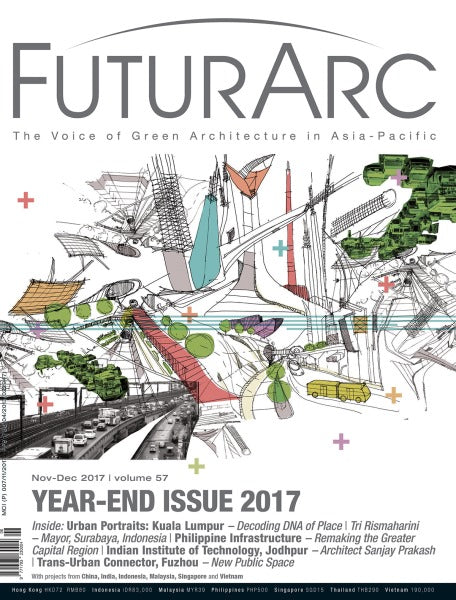 FuturArc Single Edition 2017/Nov-Dec