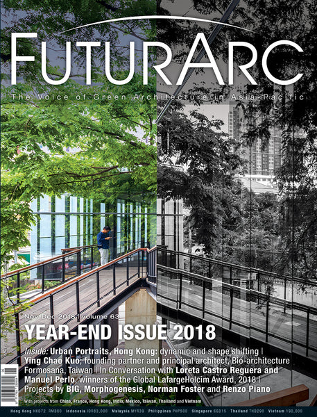 FuturArc Single Edition 2018/Nov-Dec