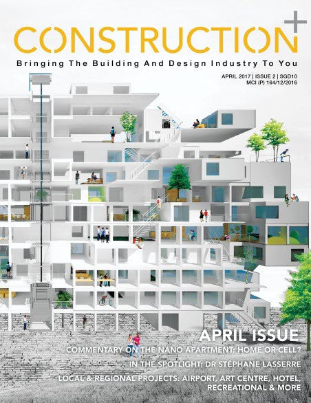 Construction+ Single Edition Singapore 2017/April