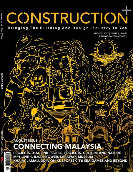 Construction+ Single Edition Malaysia 2017 August