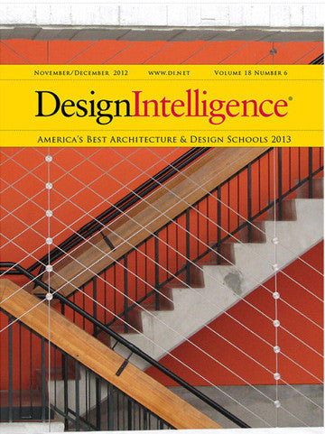 Design Intelligence: America's Best Architecture & Design Schools, 2013