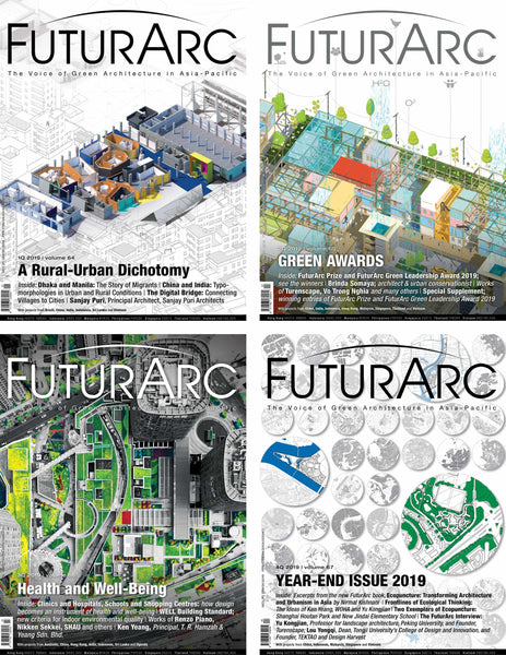 FuturArc Past Issues 2019: Digital Version in App