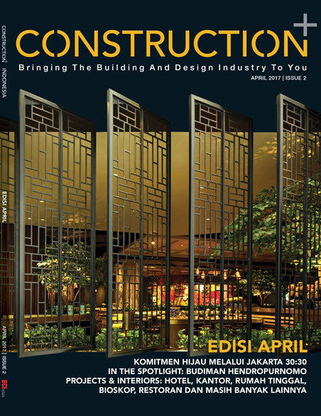Construction+ Single Edition Indonesia 2017/April