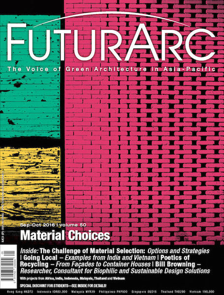 FuturArc Single Edition 2016/Sep-Oct