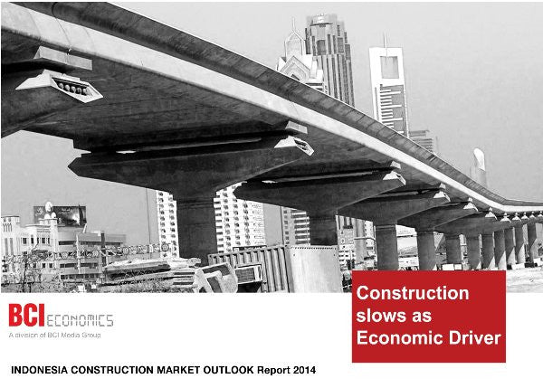Indonesia Construction Market Outlook 2014