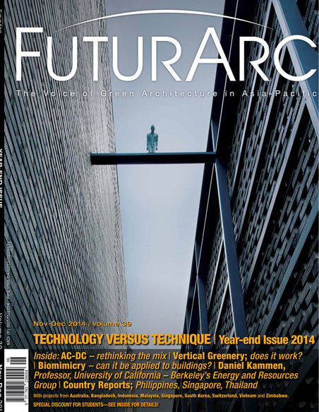 FuturArc Single Edition 2014/Nov-Dec