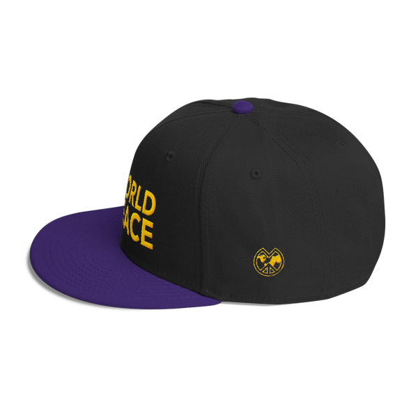 World Peace Los Angeles Snapback