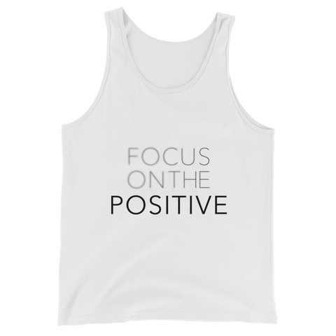 Focus On The Positive Tank