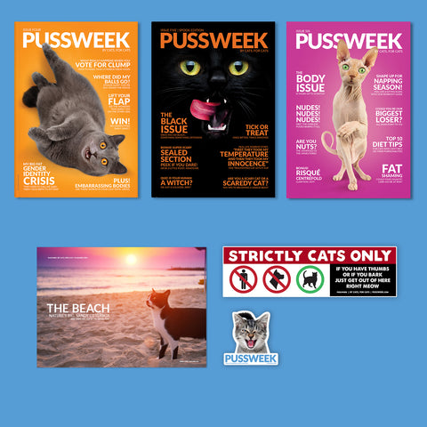 Pussweek Ultimate Summer Pack!