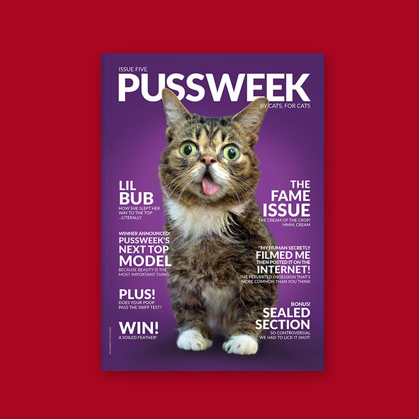 Pussweek Issue Five (alternate cover)