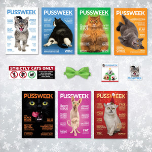 Pussweek Big Fat Santa Pack!