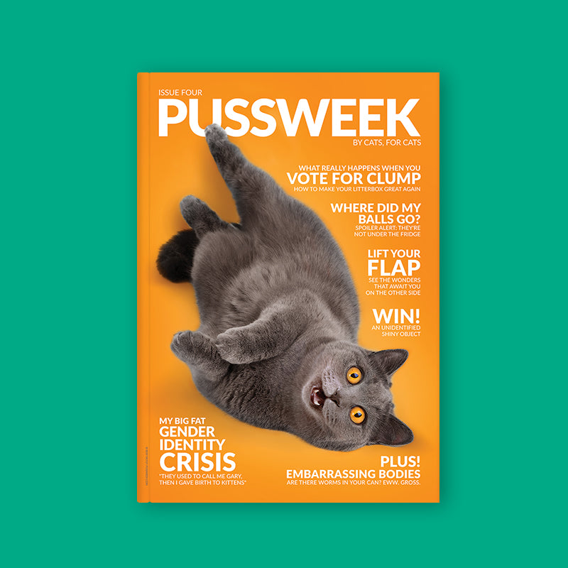 Pussweek Issue Four