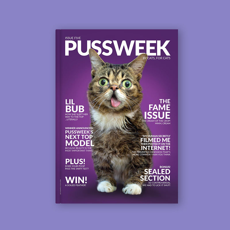 Pussweek Issue Five