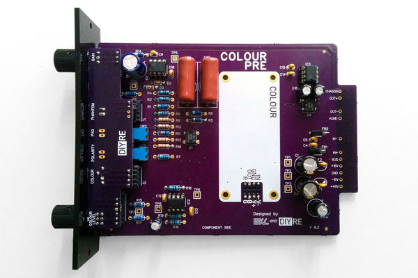 Introducing the CP5 Mic Preamp Kit – DIY Recording Equipment