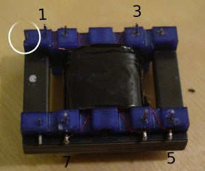 LINE2AMP Edcor Transformer
