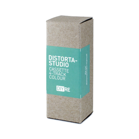 Distortastudio Cassette 4-Track Colour