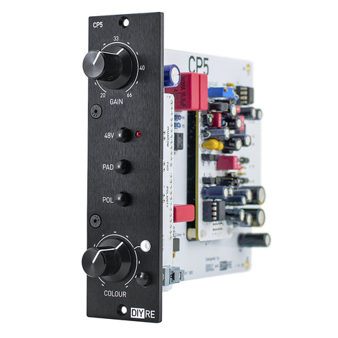 CP5 Colour Mic Preamp