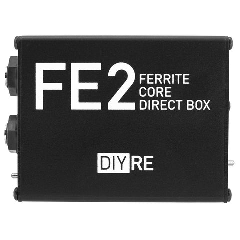 FE2 Direct Input Box Kit (No Transformer)