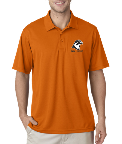 Orange Men's Polo