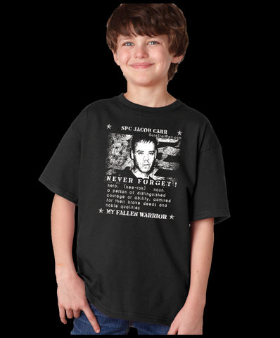 Jacob Carr Youth T-Shirt
