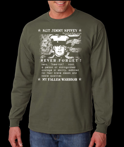 Jimmy Spivey Long Sleeve