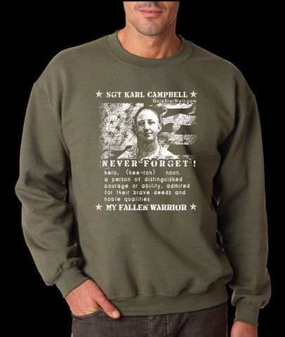 Karl Campbell Sweatshirt