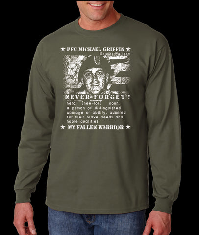 Michael Griffin Long Sleeve
