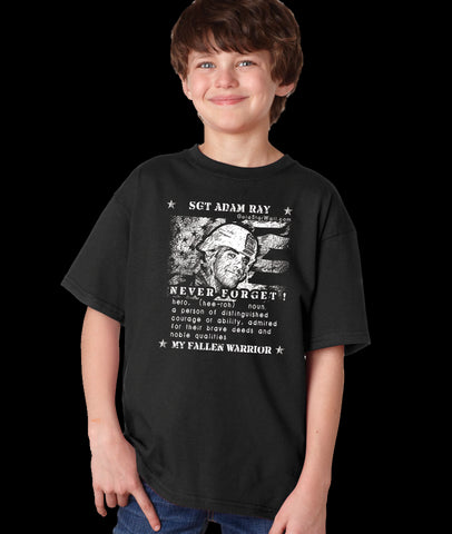 Adam Ray Youth T-Shirt