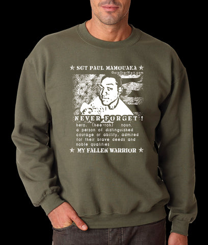 Paul Mamouaka Sweatshirt