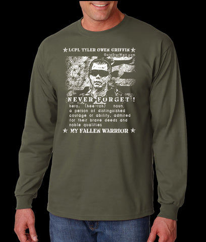 Tyler Griffin Long Sleeve