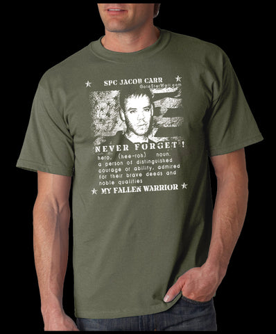 Jacob Carr T-Shirt