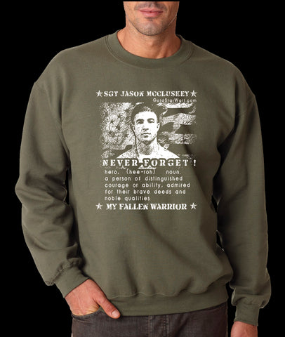 Jason Mccluskey Sweatshirt