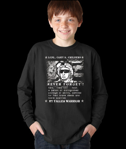 Cody Childers Youth Long Sleeve