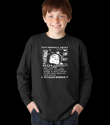 Brandon Smith Youth Long Sleeve