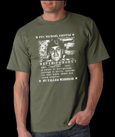 Michael Griffin T-Shirt