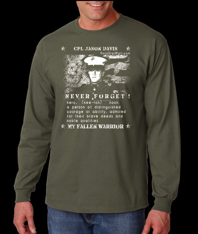 Jason Davis Long Sleeve
