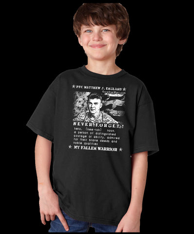 Matthew England Youth T-Shirt