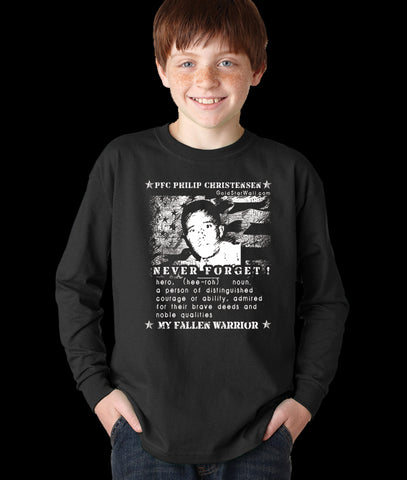 Philip Christensen Youth Long Sleeve