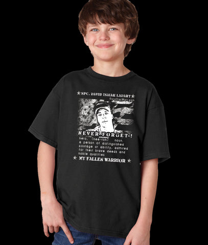 David Ladart Youth T-Shirt