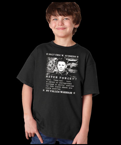 Eric Summers Youth T-Shirt