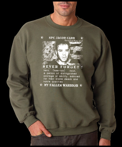 Jacob Carr Sweatshirt
