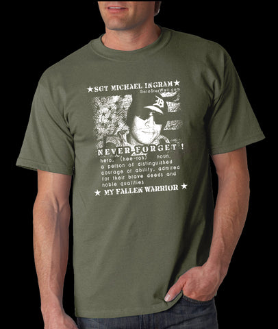 Michael Ingram T-Shirt