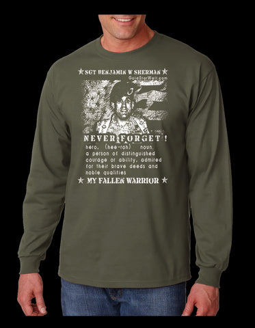 Benjamin Sherman Long Sleeve